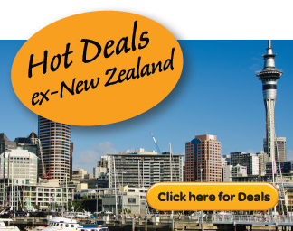 Hot Deals ex-New Zealand
