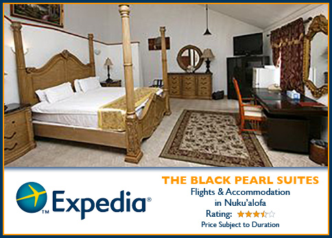 Black Pearl Expedia offer