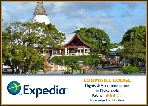 Loumaile Lodge Expedia Offer