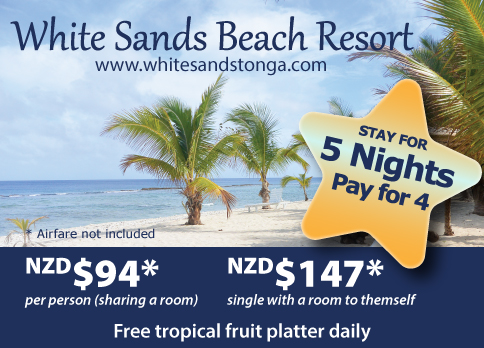 White Sands Beach Resort