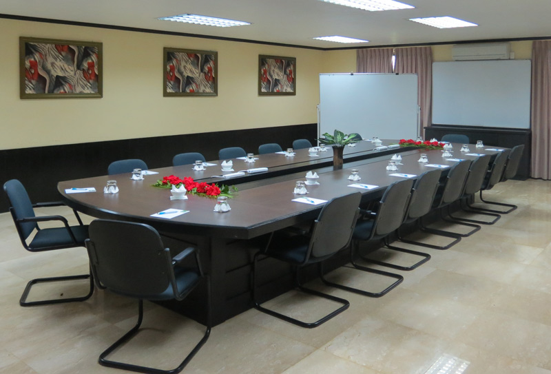 Scenic Hotel Conference room tonga