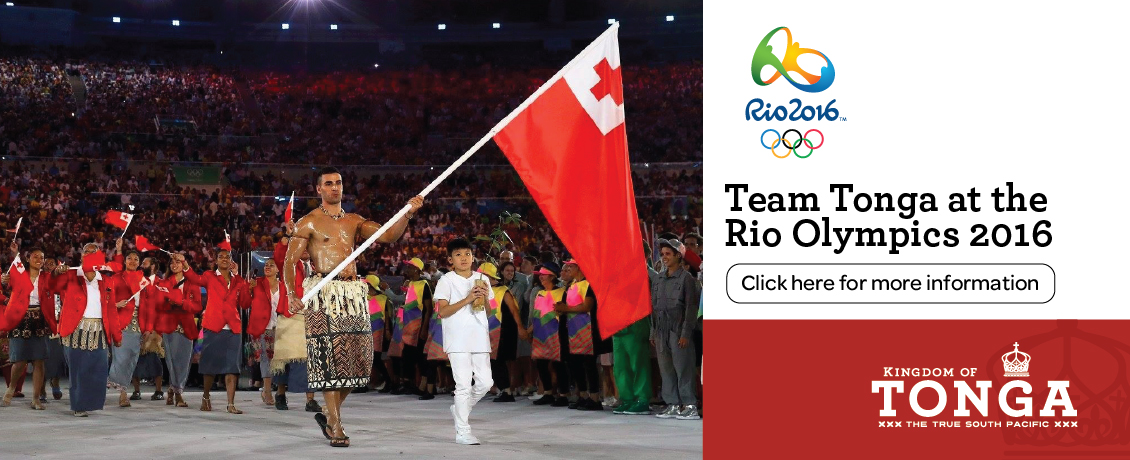Tonga at the Olympics