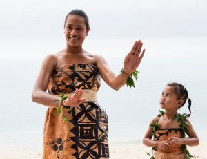 Health and beauty in Tonga